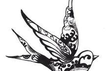 Inked! <3 / by Katelynn Treichel