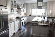 Kitchens / by Jessica Gibbs Bennett