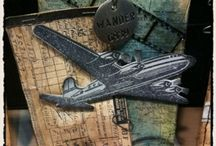 tim holtz / by felicia's paper creations