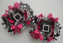 Hair accessories for kids / by Audra Carusso
