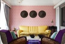 interior design ideas / by Nadine Ryan