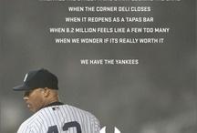 New York Yankees / by Indelethio Nebeker