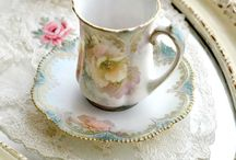 Tea Cut Art III / by Rosemarie Pins