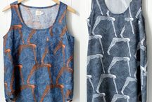 Some Like It Sewn / Sewing, projects, patterns and tips / by Stacey Hedman