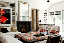 Living rooms / by Danica