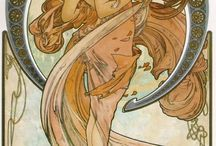 Art Nouveau / by Tami Stillwell