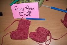 Crochet Ideas / by Purple SpongeBob