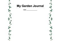 Garden Journal / Ideas for making a gardening journal  / by Rhiannon Atkinson