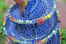 Mosaics / by BaronessBarb VonBernewitz