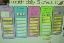 Math Daily Three / by Melinda Montgomery