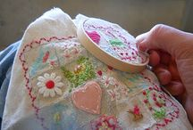 embroidery / by Bonnie Scharett
