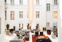Great Design Hotels / by Chris Lee