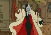 Cruella DeVille Costume Ideas / by Erin Breen