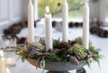 Advent wreaths / by Kay Huey