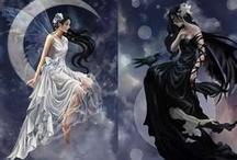 Fairys/Elves / by K M