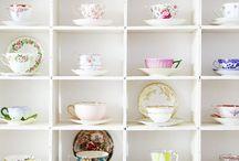 Tea Time / by Erin Boyll