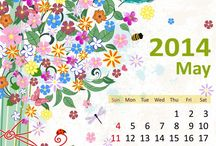Printables / Calendars, wallpapers, printables and downloads  / by Diana S