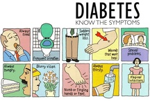 Diabetes / by Sheila Mitchell-Favrin