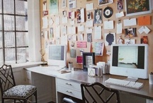 Shared Workspace / by the tiny twig