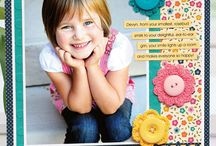 SCT Spring 2013 / by Scrapbook & Cards Today