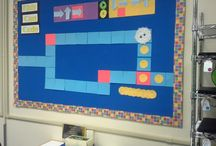My Bulletin Boards / Bulletin Boards I have created through the years. / by Jennifer Wagner