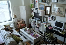 Apartment Living / by Grace Katherine