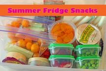 Healthy Summer Snacks / by School Bites