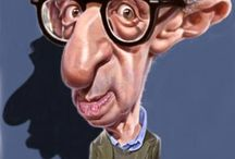 Caricatures / by Sue Smith