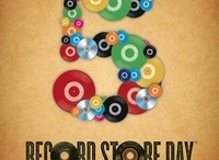 Record Stores / I LOVE REAL RECORD STORES!!! / by Eddie Star