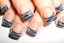 Nail Designs  / by Jessica Rinaldis