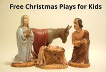 Christmas-church / by Amanda Nelson-Crenshaw