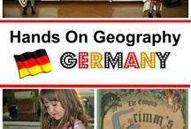 Homeschool - Geography / by Mandie Gassett