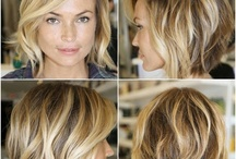 Hair | Short Styles / by Lindsey Schwimmer