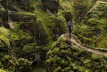 Iceland  / Magic / by Randi Brook