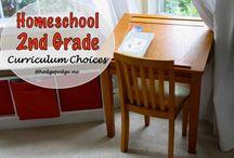 homeschooling / by Sarah Tudor