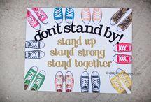 |Teaching| Anti-Bullying / by Shelley Valvero
