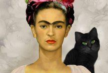 Frida Kahlo / by Liliana Silva