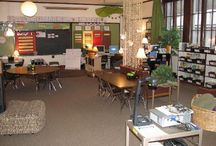 Classroom layout and design / by Megan