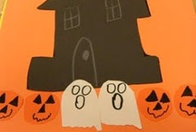 Halloween Crafts & Activities / by Jessica Hodson