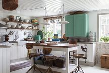 Kitchen/Dining / by Kat Quinlan