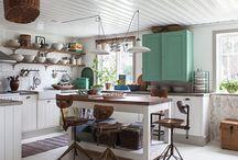Kitchen/Dining / by Kat Quinlan