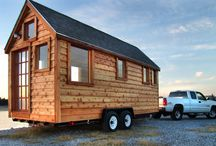 My Newest Obsession / tiny houses / by Brittani Dyess
