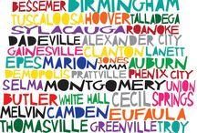 Alabama / by Anna Moody