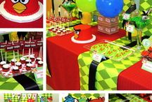 Athyn's 6th Birthday / by Dona Roberts