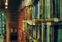 Bookshelves / by Michael Wong
