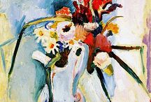 Henri Matissee / by Bonna Shook