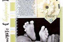 Baby Book / by Kristin Cofoid