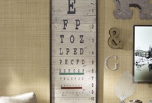 Letters...script...etc. / by Janis @All Things Beautiful