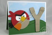 Angry Bird Ideas / by Robyn Reynolds Longhurst
