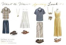 Family Pictures: Outfit Ideas / by Leah Nichole